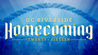 UC Riverside Homecoming 2016 thumbnail