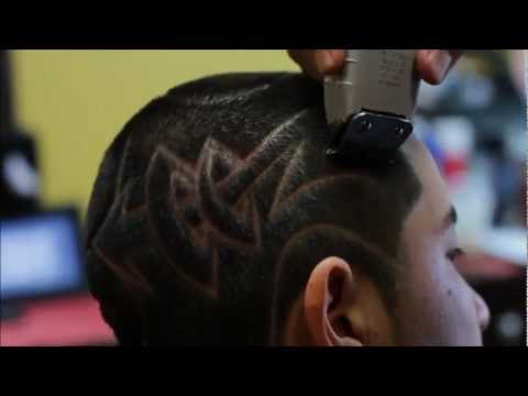 The Freestyle Tribal Hair Design