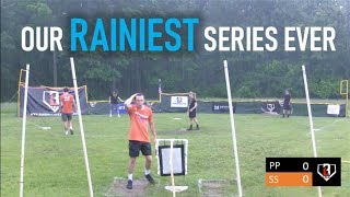 OUR RAINIEST SERIES EVER | Predators vs. Seahawks | MLW Wiffle Ball 2018