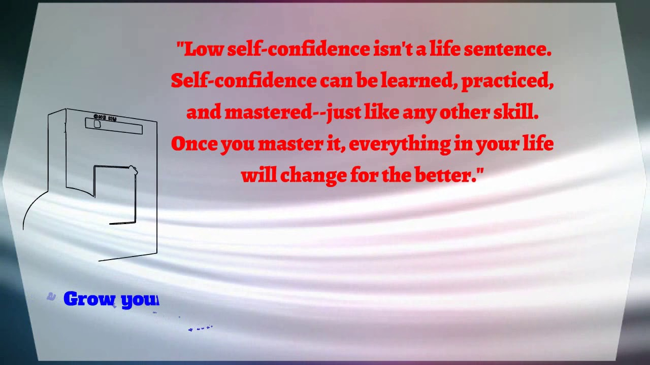 Quotes About Being Confident Best Being Confident Viral Quotes 9 Low Self Confidence Isn't A Life