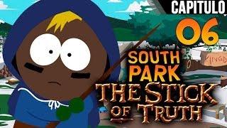 South ParK: The Stick of Truth con ALKAPONE Ep. 6 I Duro contra el de la Muletas I