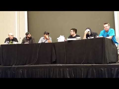 TFcon USA 2017 Post Con Podcast Roundtable panel part 1