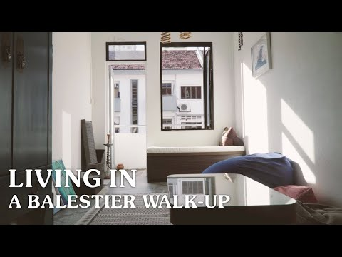 A Rustic Walk-Up Home Within A Close-Knit Neighbourhood | Stacked Living In Home Tour