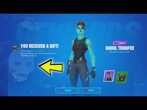 JIGSAW Giving *6 YEAR OLD KID* Gifts From The NEW Fortnite Item Shop Today!!