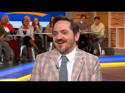 Ben Falcone opens up about 'Being a Dad Is Weird'
