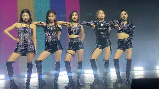 Itzy 있지 - Dalla Dalla 4k60fps Premiere Showcase Tour LA 20200117