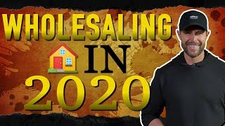 How to Build a 6 Figure Business Wholesaling Real Estate in 2020