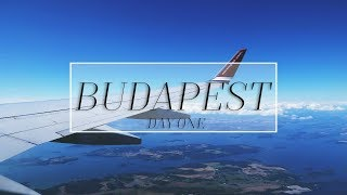 Budapest - First Day!