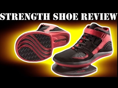 Do Strength Shoes Really Work? - YouTube