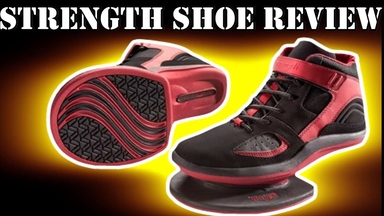 bbfc1707de7 Do Strength Shoes Really Work  HoopsKing.com Basketball   Vertical Jump  Training
