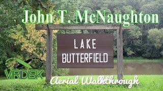 John T. McNaughton Park Aerial Walkthrough 2014