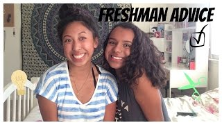 Freshmen Advice! Ft. Melissa! || Ysabella Romasanta ||
