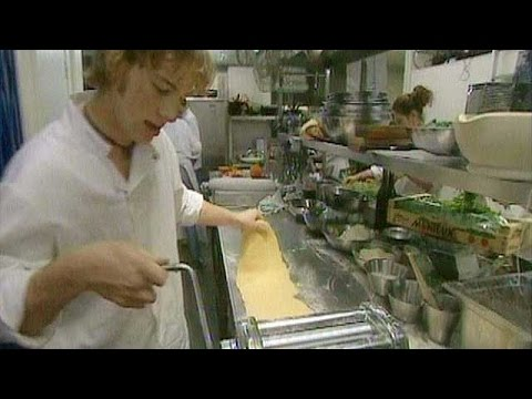 The River Cafe documentary - Jamie Oliver's first TV appearance