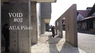 VOID#02 AUA Piloti 20191209