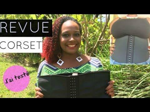 Waist training (corset) review : ça marche ou pas?