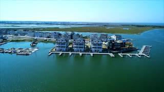 Marina At Avalon Anchorage - Fall Video