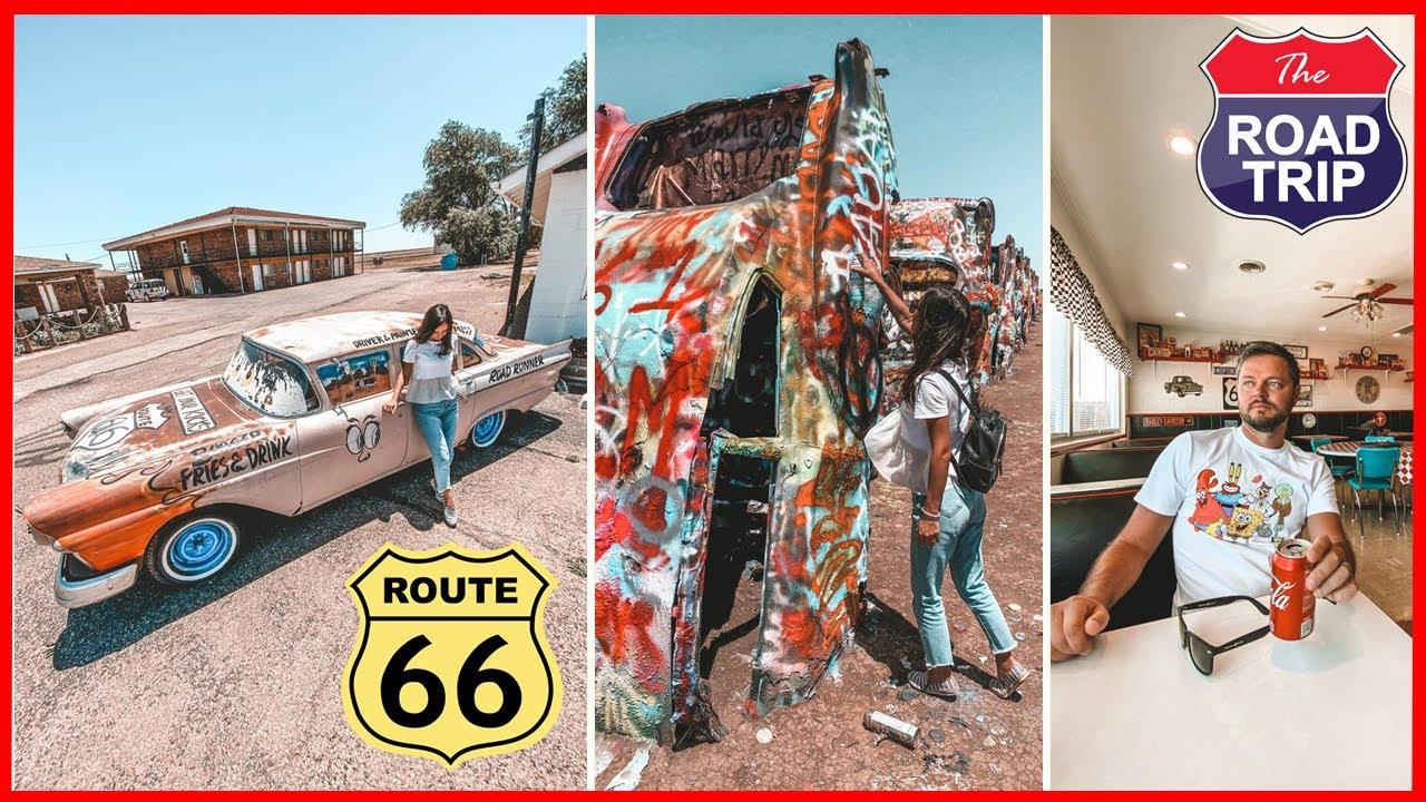 1.050 de km plini de surprize pe Route 66: am ajuns in Dallas (+ casa unde s-a filmat Breaking Bad)