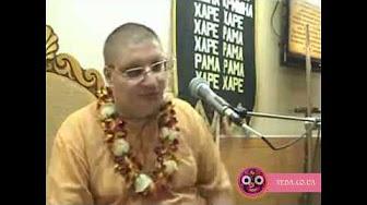 Шримад Бхагаватам 2.7.14 - Патита Павана прабху