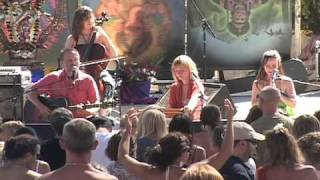 Girish And His Band Performing Diamonds In The Sun Live Bhakti Fest 2010 Part 2