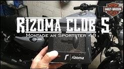 Rizoma Blinker Club S
