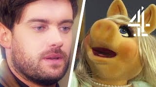 Jack Whitehall & Miss Piggy Fall in Love? | Stand Up To Cancer