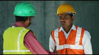 Builders acche hain!..Story of Parshuram Naik who was tained Under Khushal Programme for bricklyin