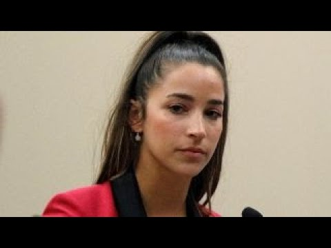 Aly Raisman to Dr. Larry Nassar: 'You are nothing'