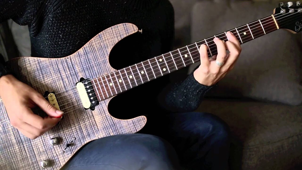 Beautiful Guitar Chords 12- A Progression in E Major - YouTube