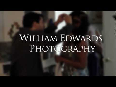 Behind the scenes with William Edwards Photography