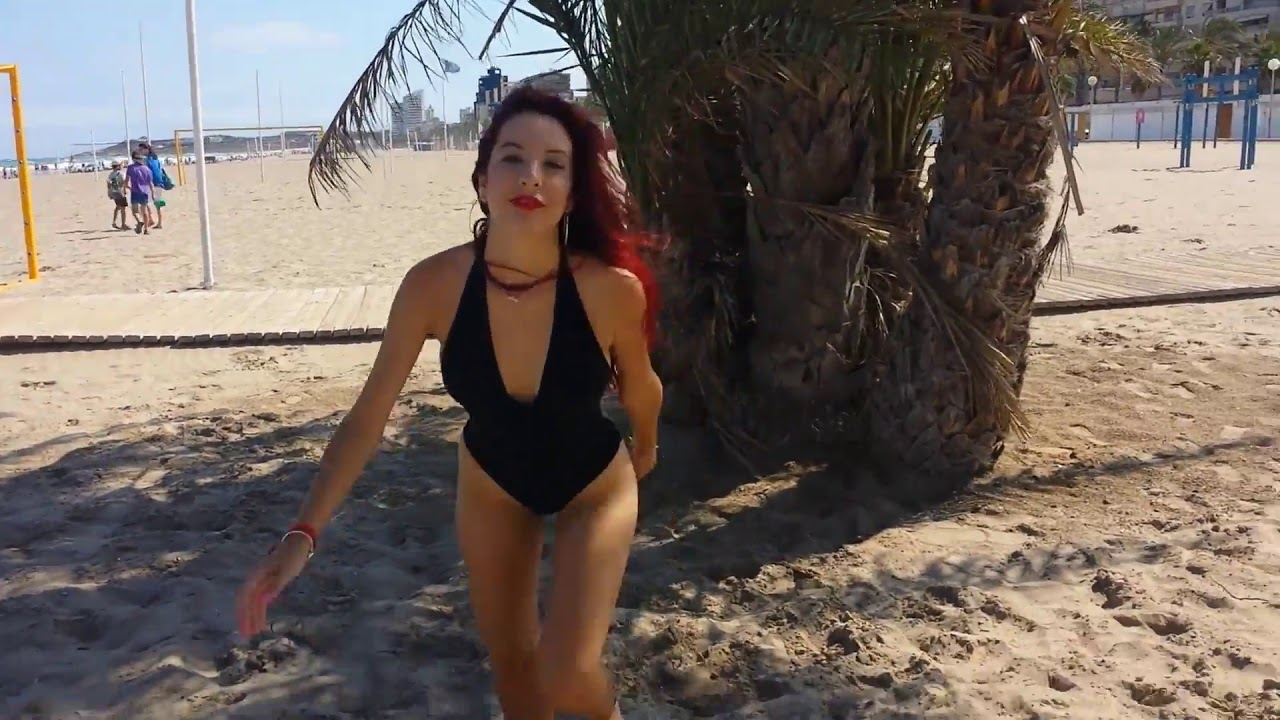 d712719d7b176 Zeraca Women s Deep V Neckline One Piece Swimsuit Bathing Suit - YouTube