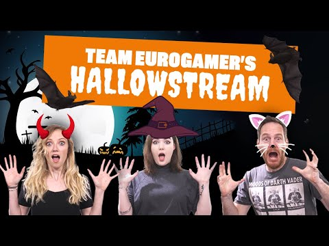 Eurogamer Hallowstream In Aid Of Trans Lifeline - HEADPHONE WARNINGS GALORE