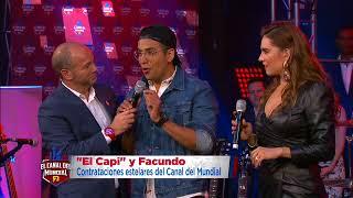 Capi Pérez y Facundo se van con nosotros a Rusia 2018 | El Canal del Mundial