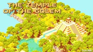 Pocket Build | let's build: the Temple of the Golem