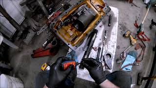 Piston Seal Replacement Diana 350 N-TEC Magnum