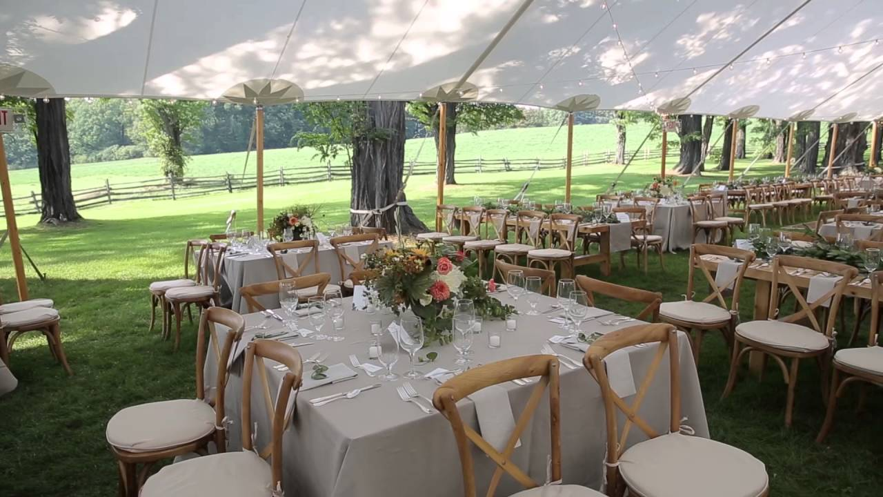 Vt Wedding At Shelburne Farms With Cloud 9 Catering