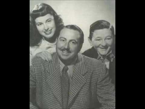 The Great Gildersleeve: Gildy the Executive / Substitute Secretary / Gildy Tries to Fire Bessie