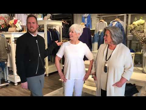 An insider's look on Eileen Fisher's spring palette 2018