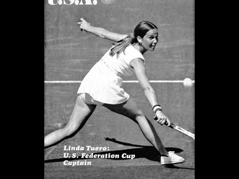 Linda Tuero (USA) Grand Prix 1972.CT Chamartín.Madrid (Spain)