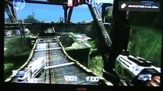 Cellfactor: psychokinetic wars gameplay/review for PS3