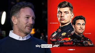 Horner on Perez's arrival & the chances of taking the title fight to Mercedes