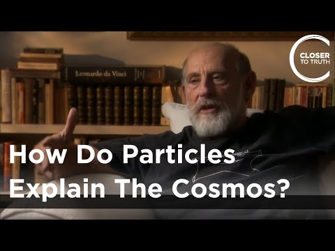 Leonard Susskind - How Do Particles Explain the Cosmos?