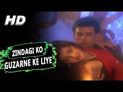 Zindagi Ko Guzarne Ke Liye | Pankaj Udhas, Alka Yagnik | Jeevan Yudh 1997 Songs | Mamta Kulkarni