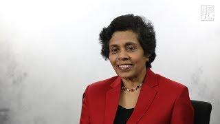 NETL Spotlight a Scientist: Ranjani Siriwardane