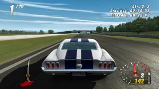 TOCA Race Driver 2 - PC Gameplay HD