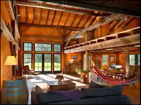Pole Barn House Plans And Prices - YouTube