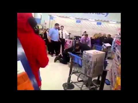2014 BLACK FRIDAY COMPILATION - Fights, Stupid Sheeple