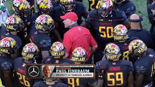 SEC Network's Paul Finebaum on the Maryland/DJ Durkin Controversy | The Dan Patrick Show | 8/15/18