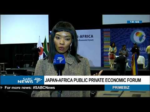 Japan-Africa Public Private Economic Forum, Nzinga Qunta reports