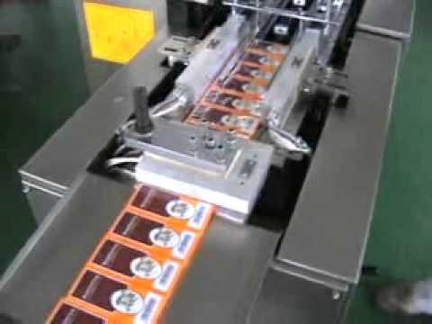 box wrapper machine