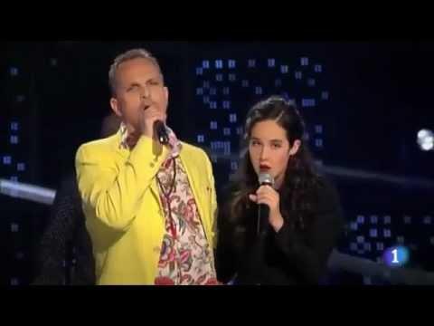 """Miguel Bosé y Ximena Sariñana """"Aire Soy"""""""